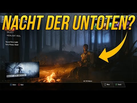 It Was Nacht Der Untoten the Whole Time? | The Forest in Black Ops 3 Zombies is Nacht?
