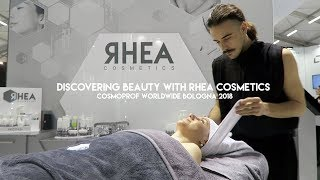 Baixar DISCOVERING BEAUTY WITH RHEA COSMETICS  COSMOPROF WORLDWIDE BOLOGNA 2018