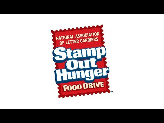 2019 Stamp Out Hunger Food Drive Motivational Video