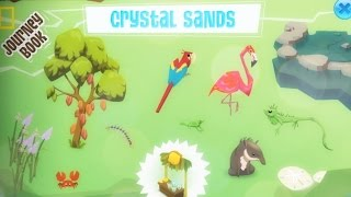 Animal Jam | Crystals Sands Journey Book Guide!