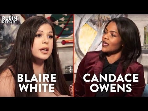 Candace Owens and Blaire White Talk Social Autopsy and Much More Live Debate