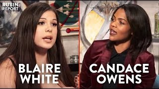 Candace Owens and Blaire White Talk Social Autopsy and Much More (Live Debate)