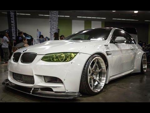 BMW M3 | MFEST | Wekfest San Jose 3D Effect Vinyl Wrap ...