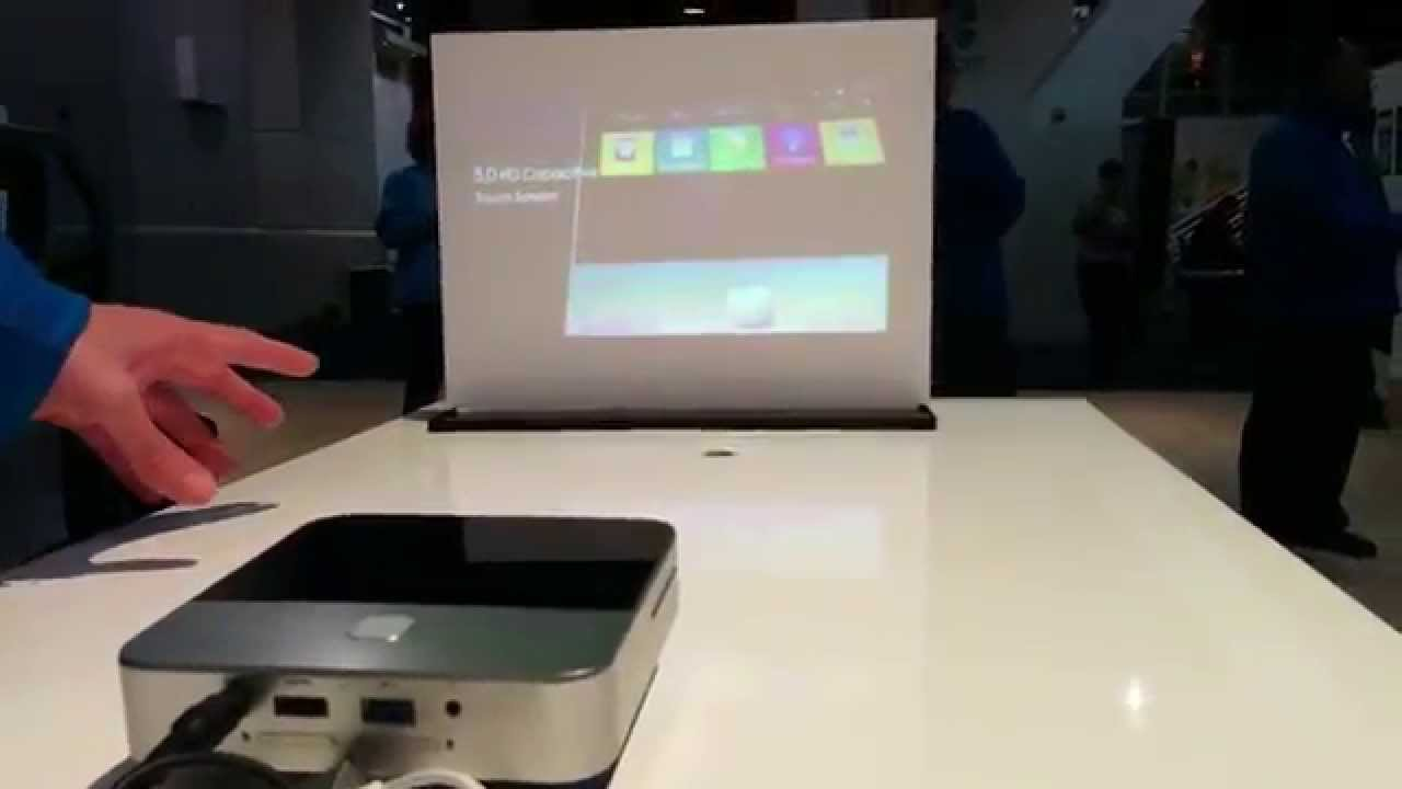 one-half zte spro 2 android projector moreMorrison