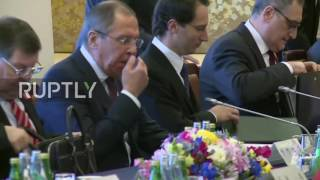 Japan: Russian and Japanese FMs Lavrov and Kishida meet in Tokyo