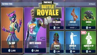 FORTNITE ITEM SHOP TODAY 2 JANUARY | NEW EMOTE SHAOLIN SIT-UP | FORTNITE DAILY SHOP