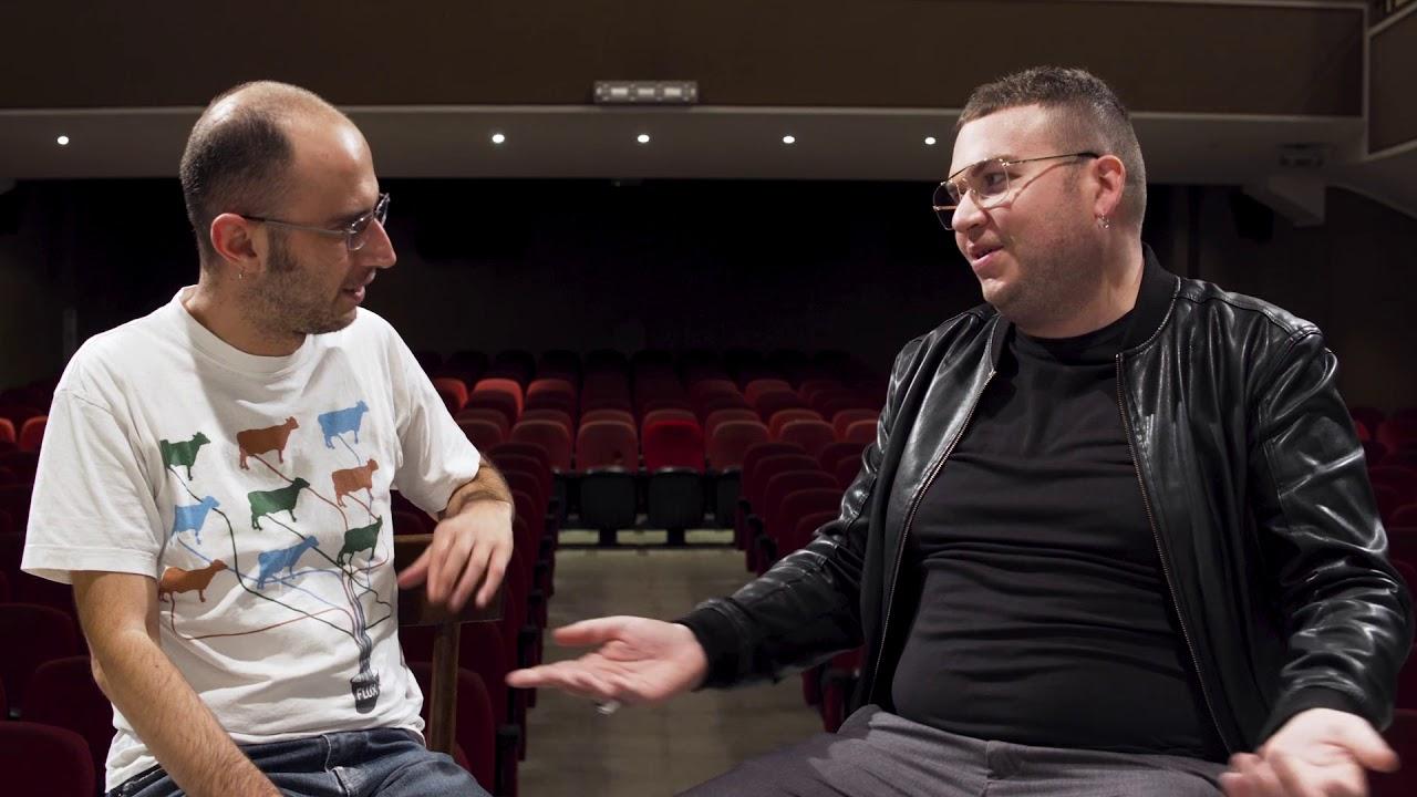 Danilo Putignano, maschera e volto del Cinema Teatro Italia