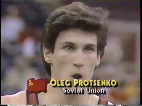 1987 IAAF World Indoor Track and Field Championships - Day 2 of 2