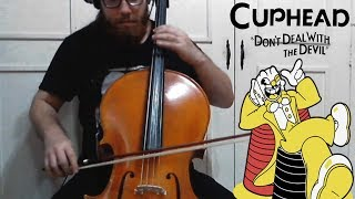 Cuphead Die House Mr King Dice Main Theme Cello
