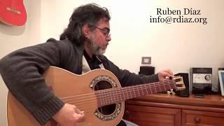 Syntax of a falseta por Buleria + Structure of sentences in the flamenco language of Paco de Lucia