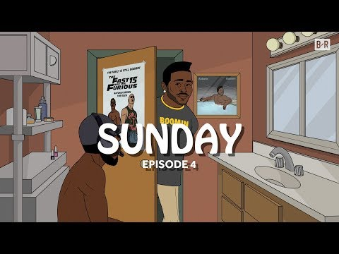 #Sunday, Episode 4: Antonio Brown Has To Talk With Pops (Coach Tomlin) On The Toilet