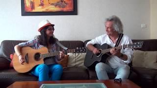 Les chemins de traverse - Francis Cabrel (Jikaëlle et Bernard)