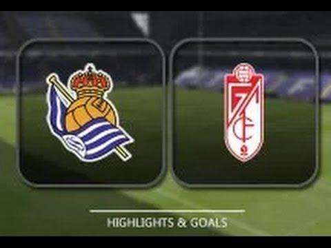 Download Real Sociedad vs Granada 2-1 All Goals & Highlights - Laliga 2017- 29_4 _2017 HD