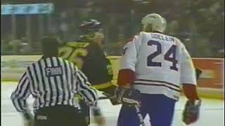 Tim Hunter vs Lyle Odelein Round 2