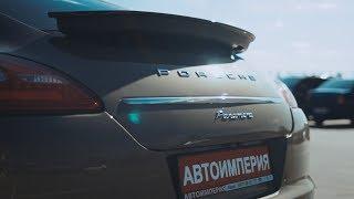 Определяемся с Porsche Panamera, дизель или бензин?