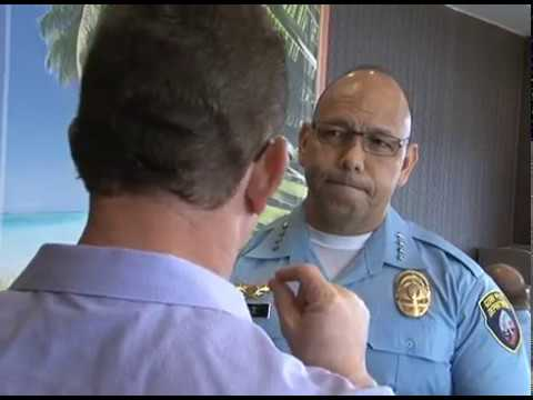 Coffee with A Cop pays off for Central Guam residents