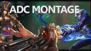 ADC Montage #2 - Best ADC plays Compilation