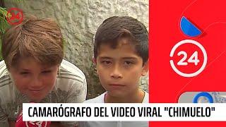 """¡Conocimos al camarógrafo del video viral de """"Chimuelo""""!"""
