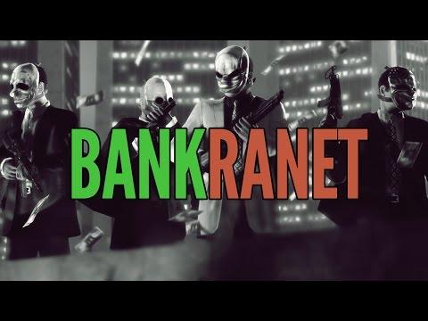 BANKRANET - PayDay 2 - Norsk Gaming