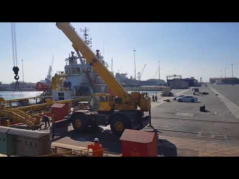 Bahrain ASRY shipyard
