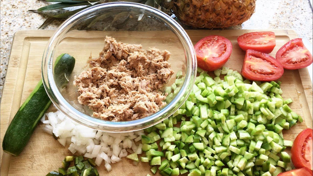 almuerzos nutritivos recetas faciles