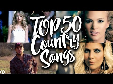 TOP 50 Most Viewed Country Videos on YouTube