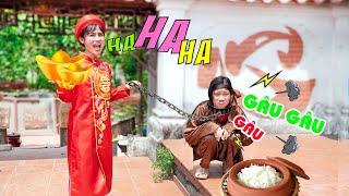Sự Tích Người Hầu Thông Thái ❤ Thần Đồng Đất Việt - Trang Vlog