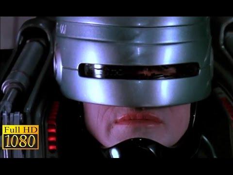 RoboCop 3 (1993) - JetPack Scene (1080p) FULL HD