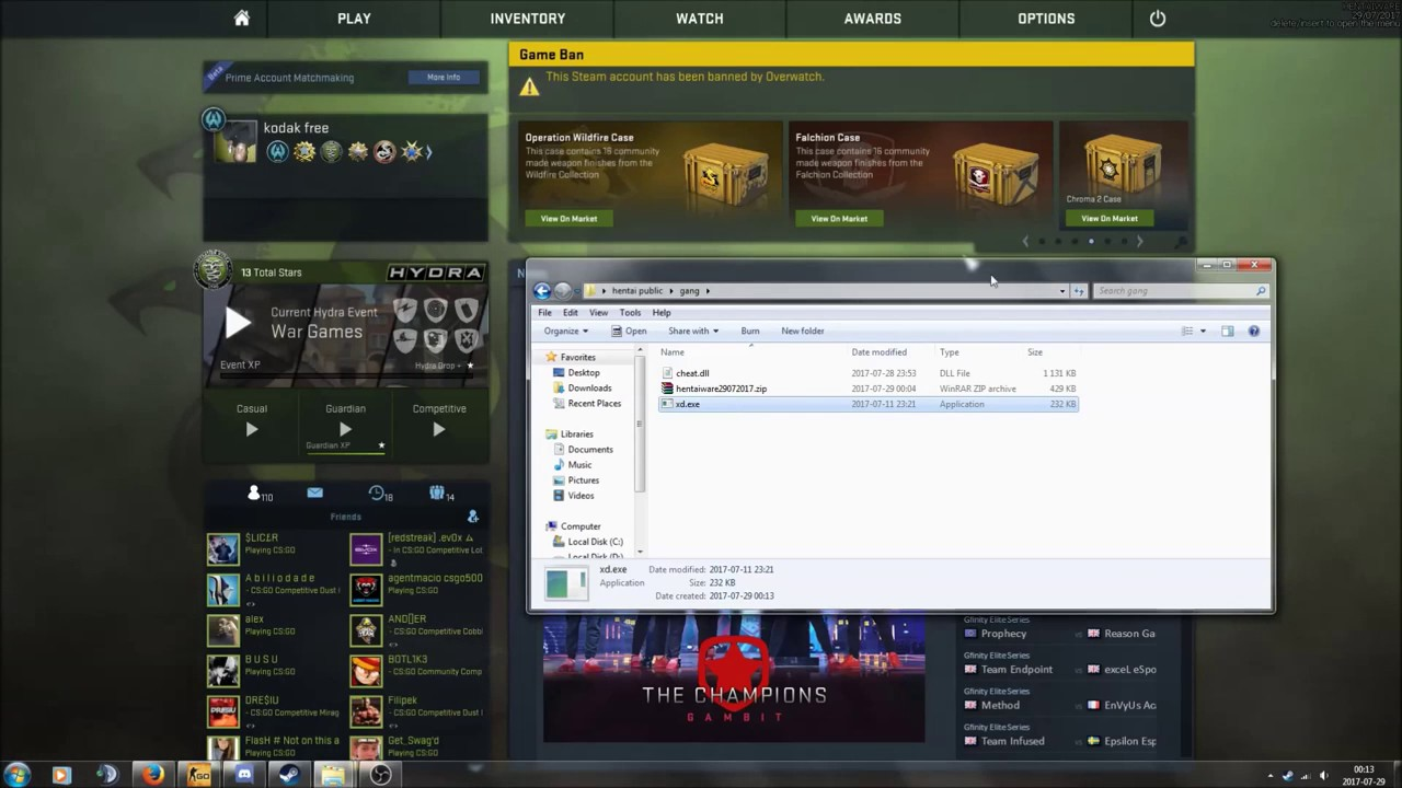 An issue with your computer is blocking the vac system csgo betting buy bitcoins philippines