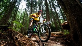 MTB, Running, & Kayaking - Red Bull Divide and Conquer 2013
