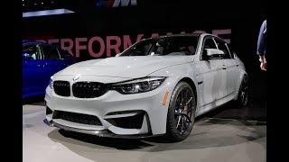 2018 BMW M3 CS FIRST LOOK