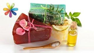 Варим антибактериальное мыло из натуральных ингредиентов – Все буде добре. Выпуск 779 от 23.03.16