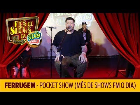 Ferrugem - Pocket Show (Mês de Shows)