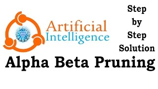 Alpha Beta Pruning in Artificial Intelligence MiniMax Step by Step Solution