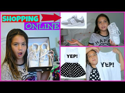 """WHAT I ORDERED VS WHAT I GOT """"ONLINE SHOPPING BACK TO SCHOOL """" ALISSON"""
