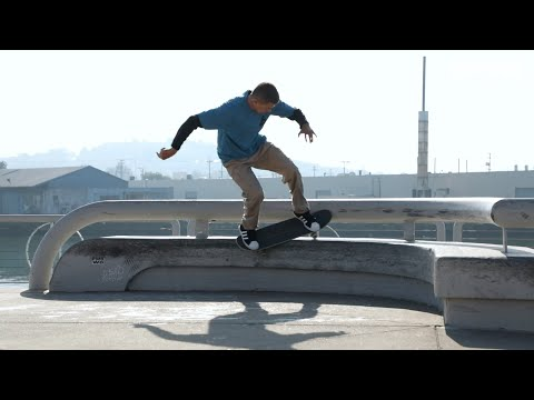 Rough Cut: Chico Brenes' 7x7 Part