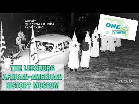 ONE Short: The Struggle - The Leesburg African American History Museum