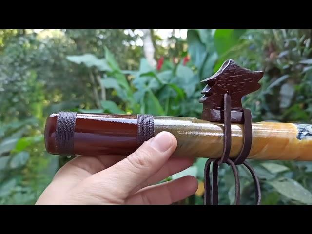 Einheimische Flöte Lobo G 432