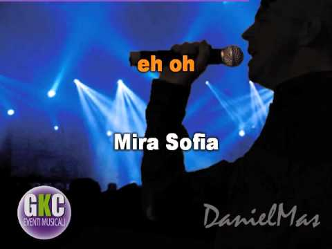 Alvaro Soler - Sofia (instrumental karaoke with choir)