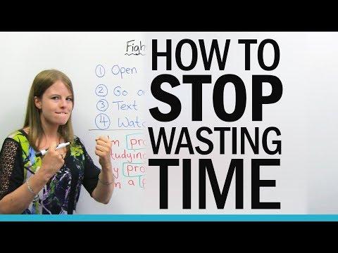 Ngừng trì hoãn và bắt đầu học!