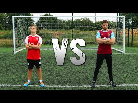 The Ultimate Sunday League Footballer | Vs Spencer FC