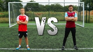 The Ultimate Sunday League Midfielder | Vs Spencer FC