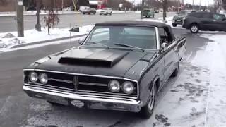 1967 Dodge Coronet 500 Convertible $31,900.00