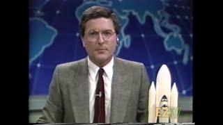 Navette Challenger 28 janvier 1986 -Reportage CFCM télé-4