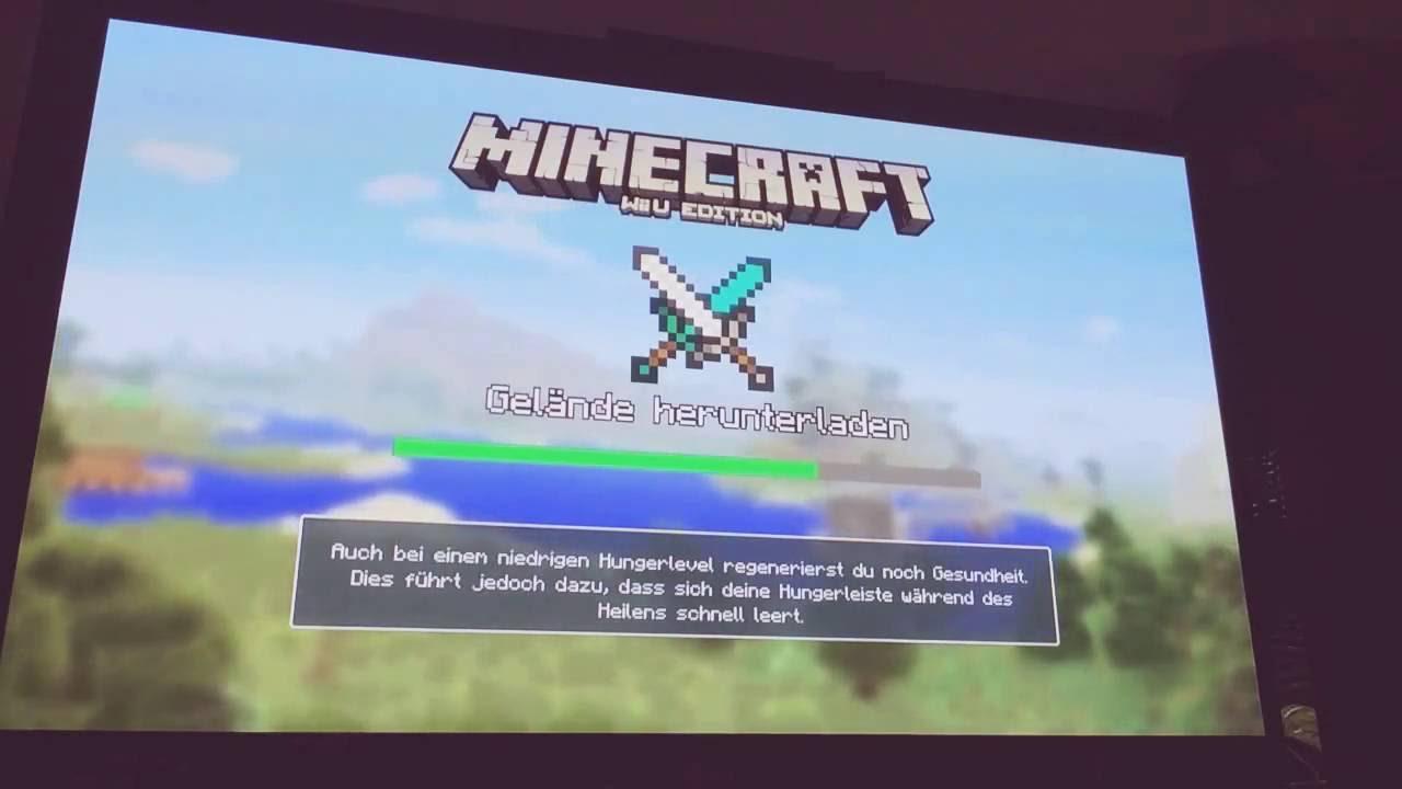 Wir Spielen Online Minecraft Wii U Edition Battle YouTube - Minecraft online spielen wii u