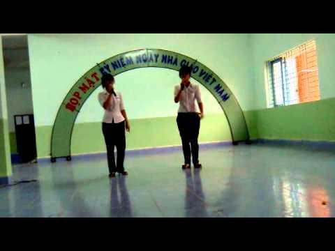 11B5 THPT Võ Minh Đức