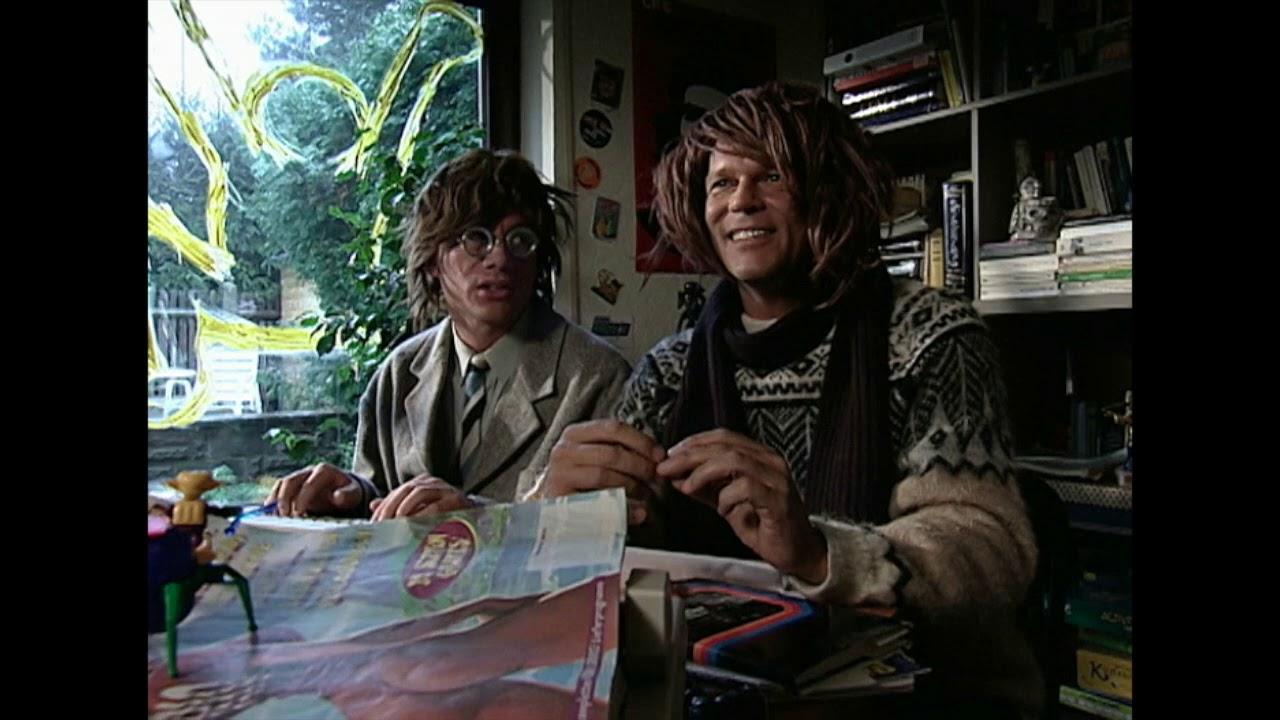 """Lutz, Ronny & Löffler - Der Virus!"" bullyparade - TV Comedyshow / 2001"