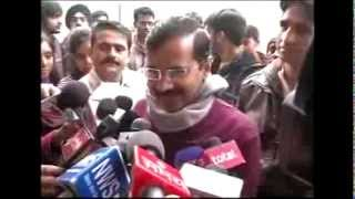Arvind Kejriwal speaks out on Ramdev and corruption