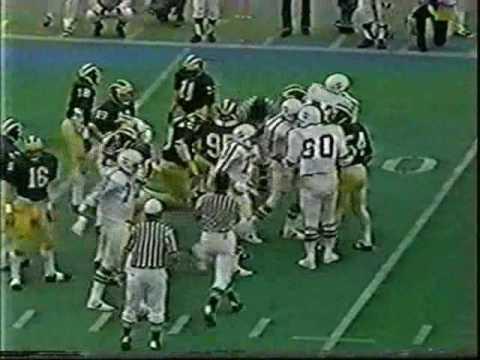 1977: Michigan 41 Texas A&M 3 (PART 1)
