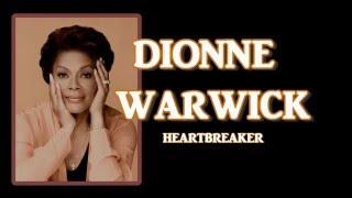 Heartbreaker + Dionne Warwick + Lyrics / HD
